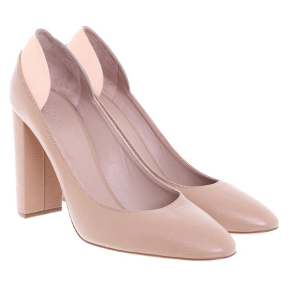 Chloé pumps in beige