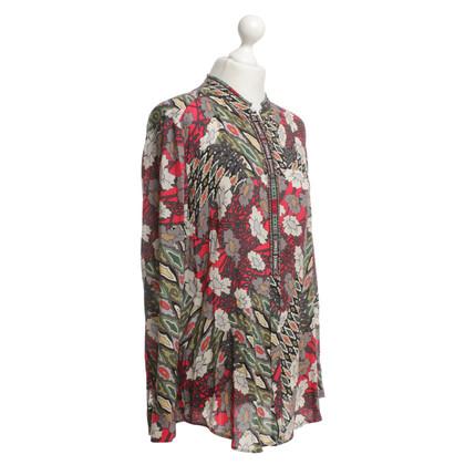 Riani Bluse mit floralem Muster