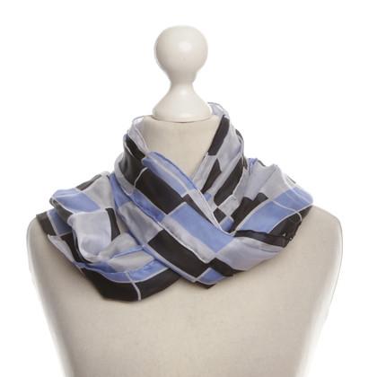 Navyboot Zijden sjaal
