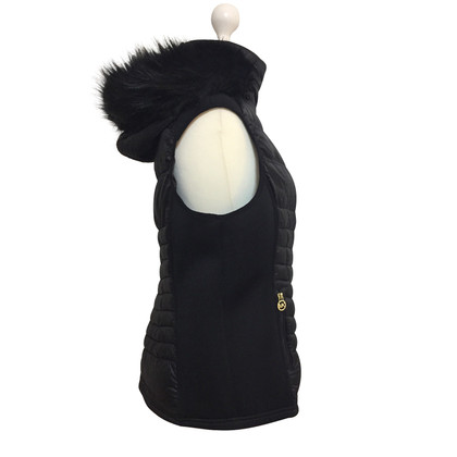Michael Kors Gilet in nero
