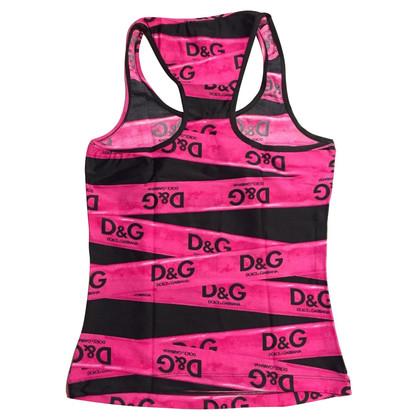 D&G tank Top