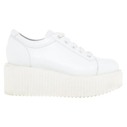 Karl Lagerfeld Sneakers in bianco