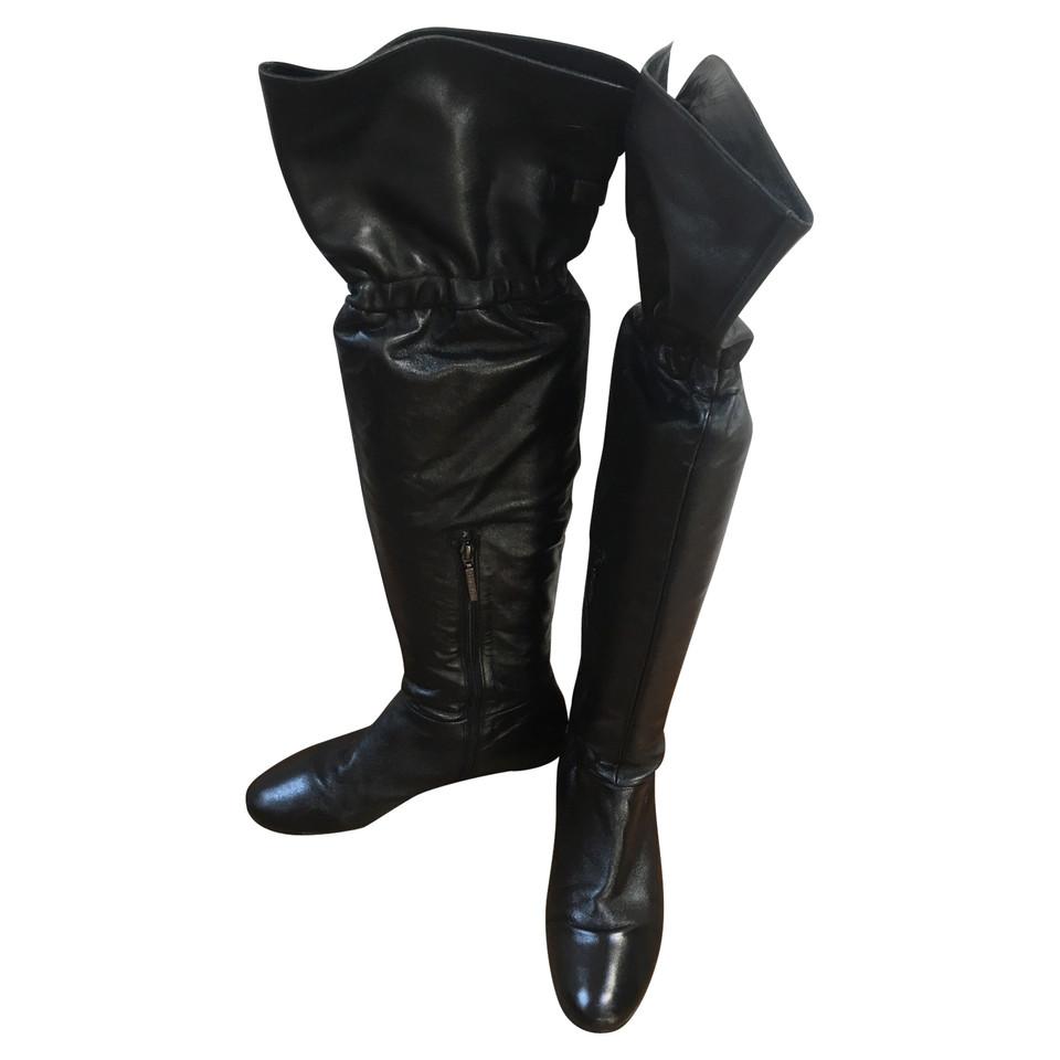 Calvin Klein stivali al ginocchio