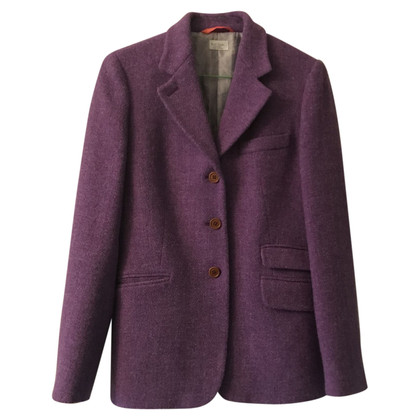 Paul Smith Purple jacket.