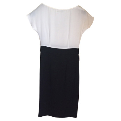Max & Co Dress in black / white