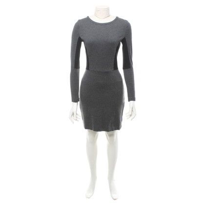 Paul Smith Jersey dress in grey / black
