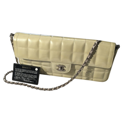 Chanel Beige leather shoulder bag Chanel