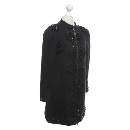 Manoush Coat with decorative application