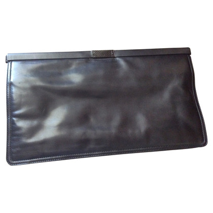 Bottega Veneta Clutch in Schwarz