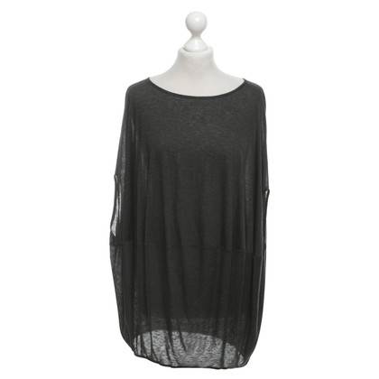 Diane von Furstenberg top in grey
