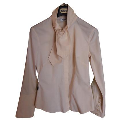 Moschino Camicia in Beige