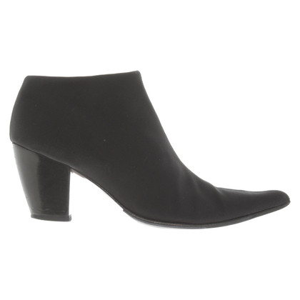 Walter Steiger Ankle boots in black