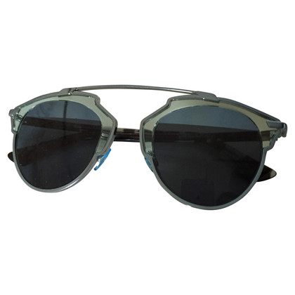 "Christian Dior ""So Real"" sunglasses"