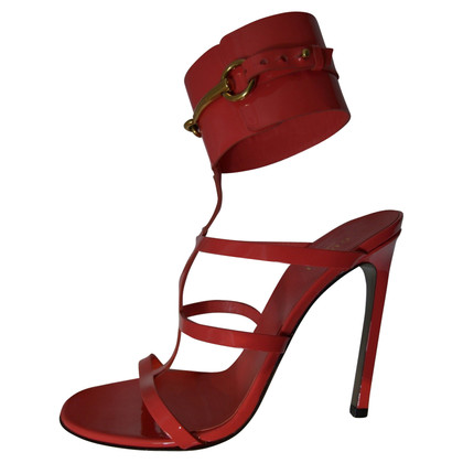 Gucci Open sandal with heel