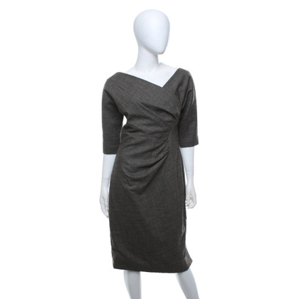 Other Designer Lela Rose - dress in grey