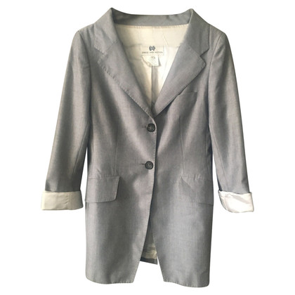 Dries van Noten Blazer in grigio