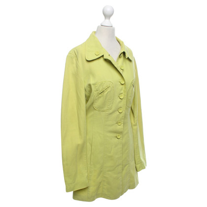 Dondup Thin jacket in light green