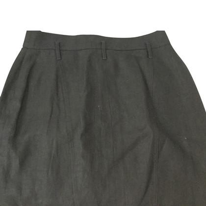 Chanel linen skirt