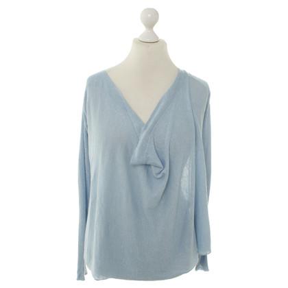 Joseph Sweater in light blue