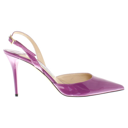 Jimmy Choo pumps in Violet
