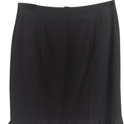 Blumarine skirt Black in silk