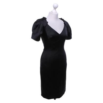 Karen Millen Satin cocktail dress