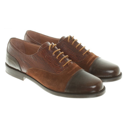 Russell & Bromley Leather brogues