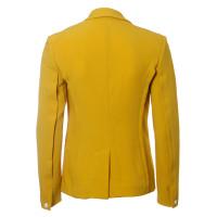 Rag & Bone blazer colorato di senape