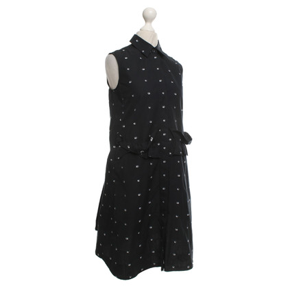 McQ Alexander McQueen Dress with embroidery