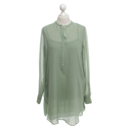 Schumacher 2-piece blouse in silk