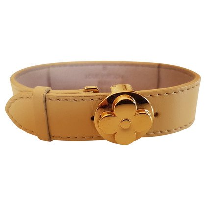 Louis Vuitton Bracelet en cuir