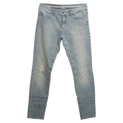 Marc Cain Jeans in look distrutto