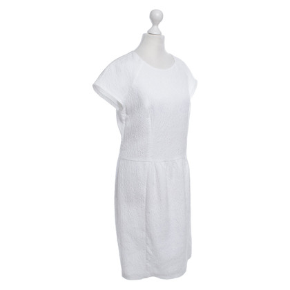 René Lezard Dress in White