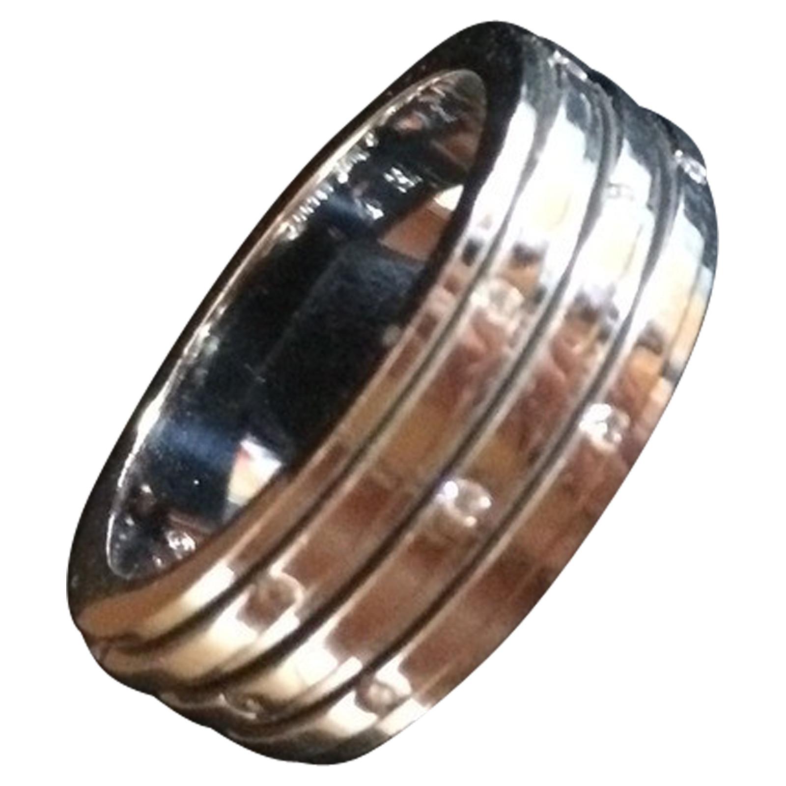 Piaget Ring aus Weißgold in Silbern Second Hand Piaget