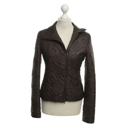 Hugo Boss Quilted Jacket in Brown