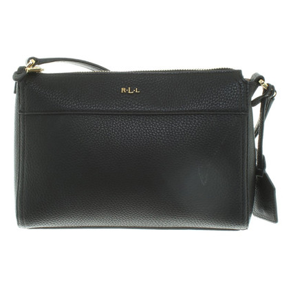 Ralph Lauren Shoulder bag in black