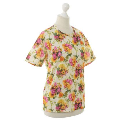 Paul Smith T-Shirt with floral pattern
