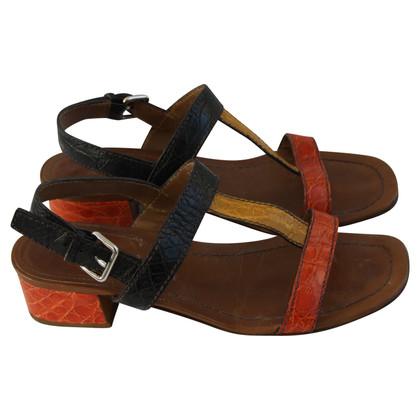 Prada Multi-gekleurde sandalen
