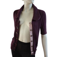 Marc by Marc Jacobs Cardigan in purple