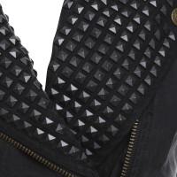 Current Elliott Jean jas in zwart