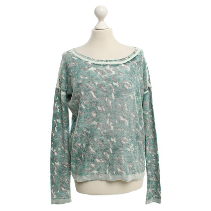 Maison Scotch Pullover mit Muster