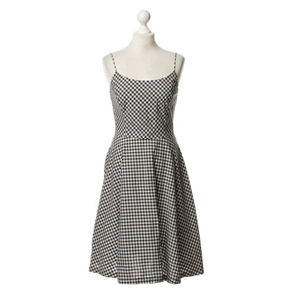 Ralph Lauren Summer dress with checked pattern