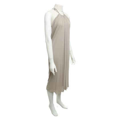 Alexander McQueen Kleid mit Mandarin-Ausschnitt