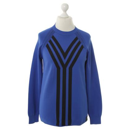 Yohji Yamamoto Royal Blue pullover