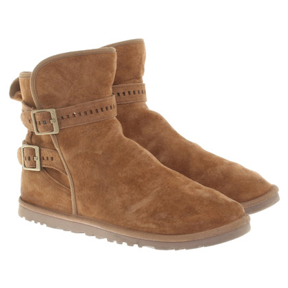 Ugg Ankle boots in brown