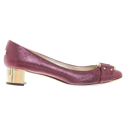 Jimmy Choo pumps in Bordeaux