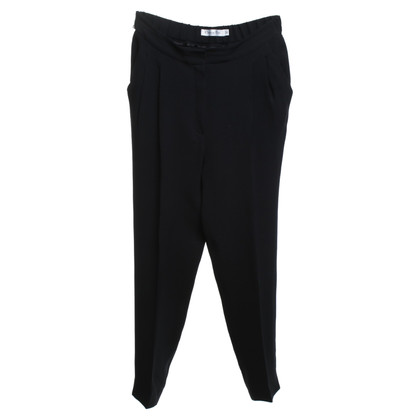 Christian Dior Pantaloni in Black