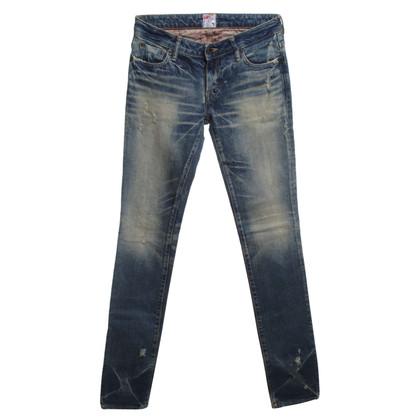 Other Designer Prps - Used-look jeans