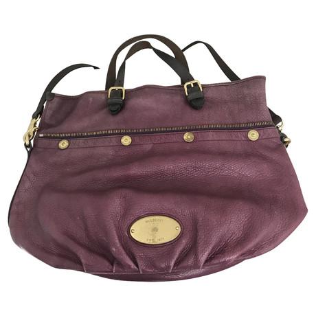 Mulberry Lederhandtasche Andere Farbe Billig Verkauf Geschäft jDvBO9W