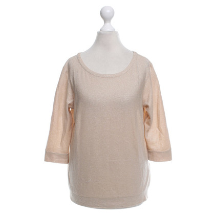 A.P.C. Gold-colored top
